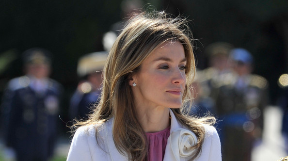 Queen Letizia of Spain Jewelry