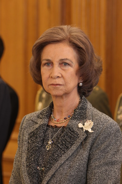 Queen Sofia Bob [lady,event,juan carlos,ministers,jose luis rodriguez zapatero,sofia,king,cabinet ministers,trails,spanish,zarzuela palace,reshuffle]