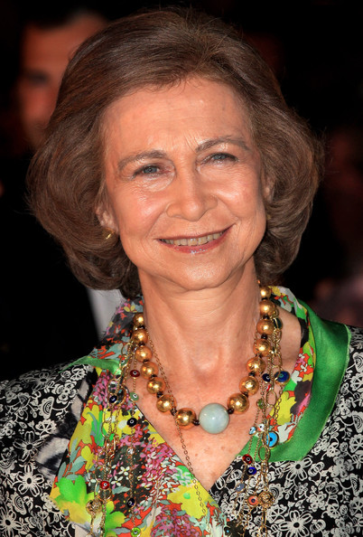 Queen Sofia Bob [nikolaos,tatiana blatnik,sofia,tatiana blatnik - pre,hair,hairstyle,chin,fashion accessory,smile,jewellery,wedding,wedding reception,ceremony,reception,poseidon hotel,spain]
