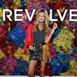Romee Strijd at REVOLVE Desert House