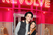 Shenae Grimes and Josh Beech Photo