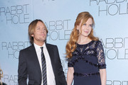 Musician Keith Urban and wife, actress Nicole Kidman attend the premiere of