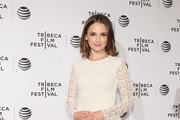 Rachael Leigh Cook Lace Dress