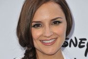 Rachael Leigh Cook Long Braided Hairstyle