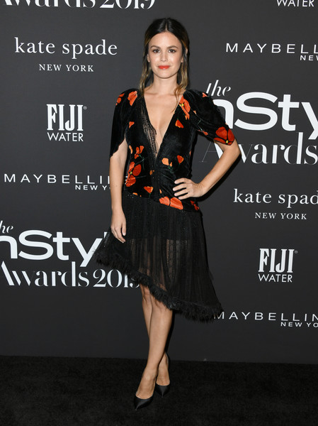 Rachel Bilson Print Dress [clothing,dress,little black dress,fashion,premiere,cocktail dress,fashion model,event,carpet,flooring,arrivals,dress,dress,rachel bilson,instyle awards,fifth annual instyle awards,fashion,celebrity,clothing,premiere,rachel bilson,hart of dixie,celebrity,little black dress,rodarte,dress,fashion,fashion show,instyle,model]