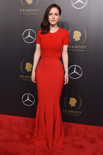 Rachel Brosnahan Long Skirt