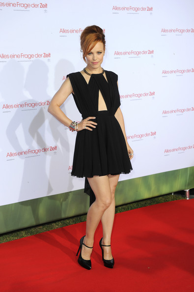 Rachel McAdams Little Black Dress