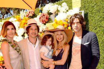 Rachel Zoe Nacho Figueras The Fourth-Annual Veuve Clicquot Polo Classic, Los Angeles - Red Carpet