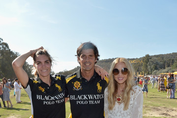 Rachel Zoe Nacho Figueras Sixth-Annual Veuve Clicquot Polo Classic, Los Angeles - Inside