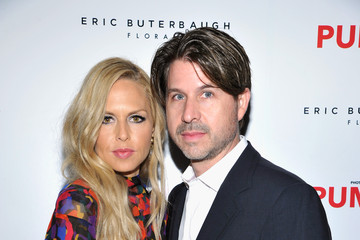 Rachel Zoe Rodger Berman Melissa McCarthy and Eric Buterbaugh Host Brian Atwood's Celebration of PUMPED