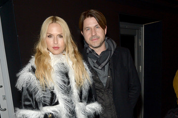 Rachel Zoe Rodger Berman Seen Around Fall 2016 New York Fashion Week: The Shows - Day 4