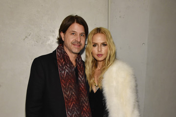 Rachel Zoe Rodger Berman IMG NYFW: The Shows 2018 PARTNERS - February 11