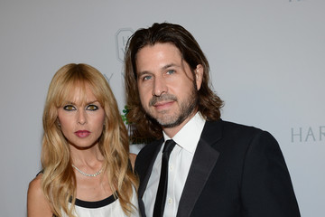 Rachel Zoe Roger Berman The First Annual Baby2Baby Gala Presented By Harry Winston Honoring Jessica Alba