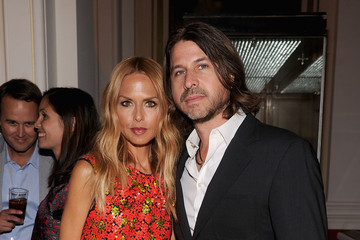 Rachel Zoe Roger Berman Marc Jacobs - After Party - Spring 2013 Mercedes-Benz Fashion Week