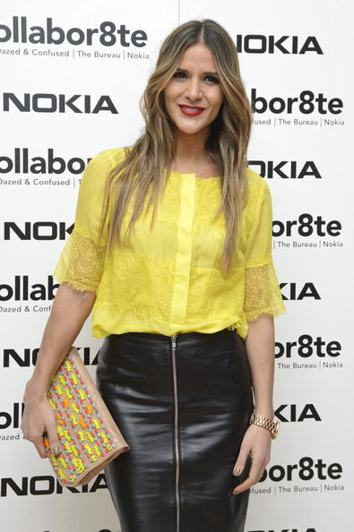 More Pics of Amanda Byram Beaded Clutch (1 of 4) - Amanda Byram Lookbook - StyleBistro