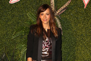 Rashida Jones Cropped Jacket