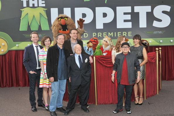 """Premiere Of Walt Disney Pictures' """"The Muppets"""" - Red Carpet"""