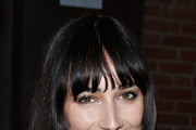 Rebecca Dayan Long Wavy Cut with Bangs