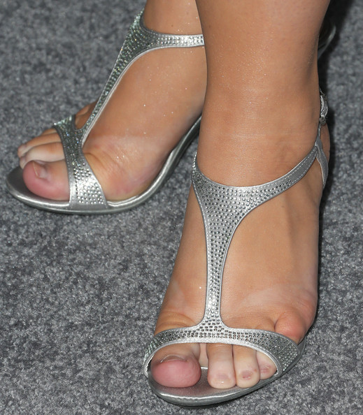 Rebel Wilson Shoes