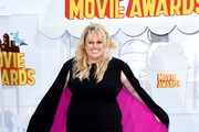 Rebel Wilson Little Black Dress