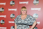 Rebel Wilson Print Dress