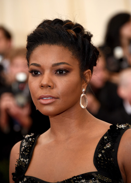 Strange More Pics Of Gabrielle Union French Braid 3 Of 5 Gabrielle Short Hairstyles For Black Women Fulllsitofus