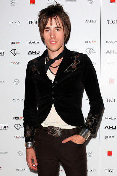 Reeve Carney Accessories