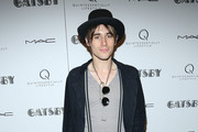 Reeve Carney Fitted Jacket