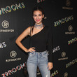 Victoria Justice at Refinery29's Second Annual New York Fashion Week Event