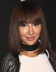 Jackie Cruz worked a modernized pageboy at the 29Rooms event.