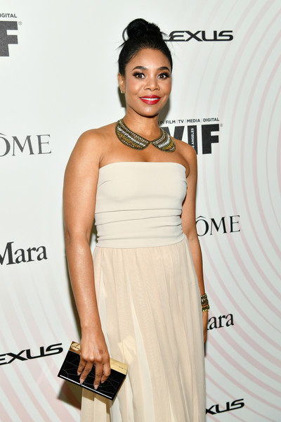 Regina Hall Box Clutch