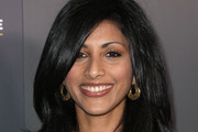 Reshma Shetty Long Side Part