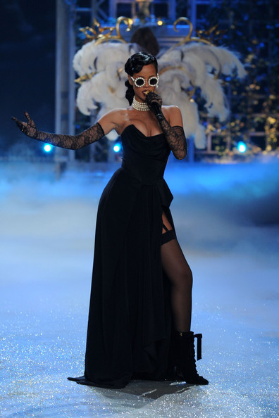 Rihanna Corset Dress