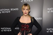 Riley Keough Corset Dress