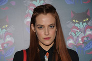 Riley Keough Half Up Half Down