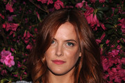 Riley Keough Pink Lipstick