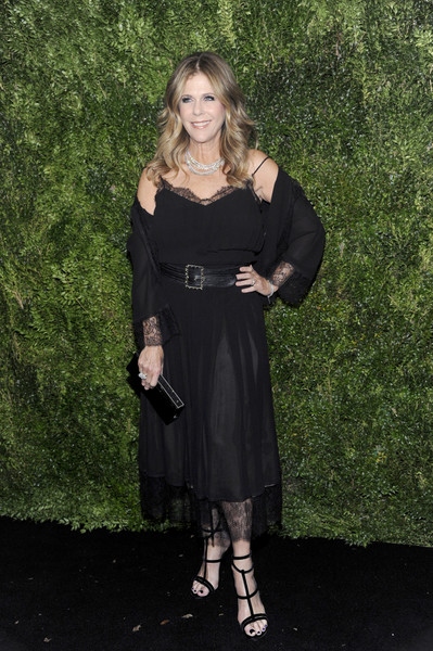 Rita Wilson Little Black Dress
