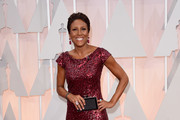 Robin Roberts Beaded Dress