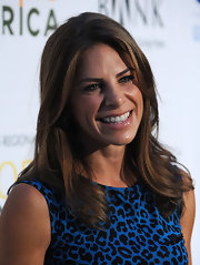 Jillian Michaels sported barely-there waves at the Rock a Little, Feed a Lot benefit concert.