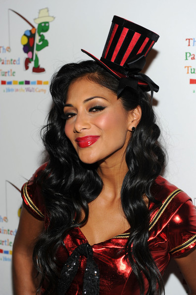 More Pics of Nicole Scherzinger Evening Pumps (1 of 25) - Nicole Scherzinger Lookbook - StyleBistro