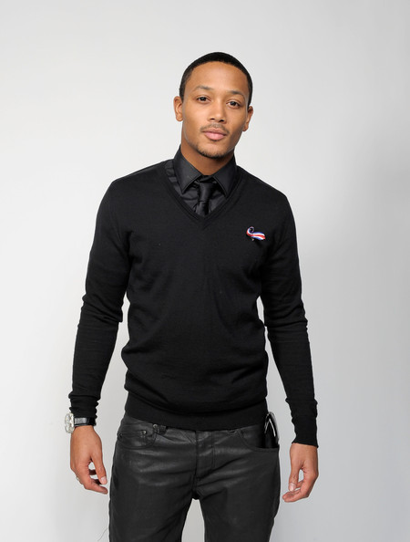 Romeo Miller V-neck Sweater