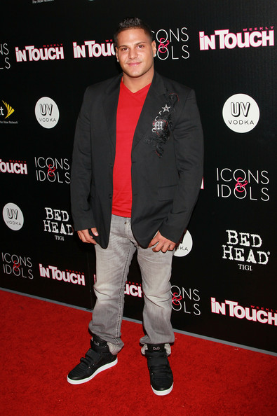 Ronnie Ortiz-Magro Shoes