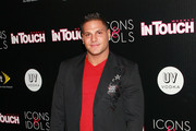 Ronnie Ortiz-Magro Basketball Sneakers