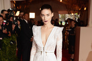 Rooney Mara Fishtail Dress