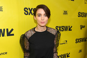 Rooney Mara Loose Top