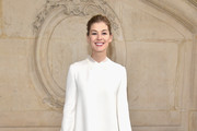 Rosamund Pike Shift Dress