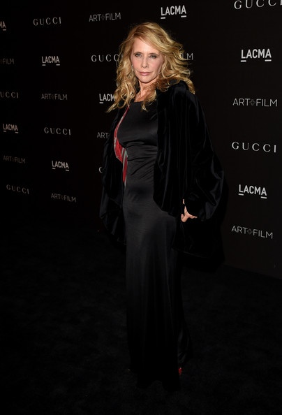 Rosanna Arquette Evening Coat
