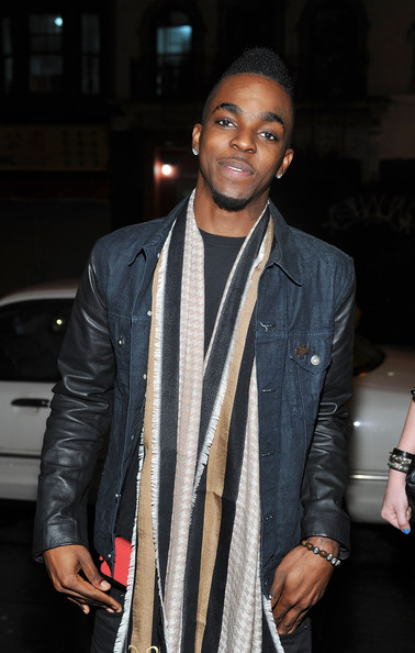 Roscoe Dash Patterned Scarf