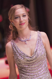 Beatrice Borromeo dazzled us with her Art Deco diamond necklace at the 2015 Rose Ball.