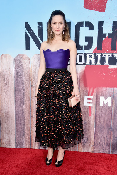 Rose Byrne Box Clutch